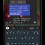 دانلود برنامه اندروید کنترل اس ام اس Textra SMS Android