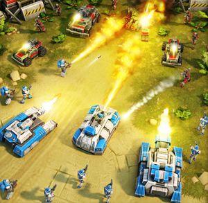 دانلود بازی هنر جنگ 3 اندروید Art of War 3