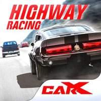 دانلود بازی اندروید بازی ماشین سواری CarX Highway Racing