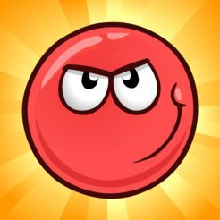 دانلود بازی توپ قرمز 4 اندروید 4 Red Ball + مود