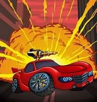 دانلود بازی اندروید اتومبیل خوار Car Eats Car 3