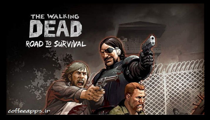 The Walking Dead مود شده