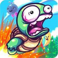 دانلود بازی اندروید پرتاب لاکپشت Super Toss The Turtle