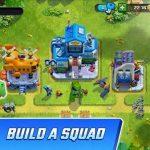 دانلود بازی اندروید جنگ های هجومی Rush Wars