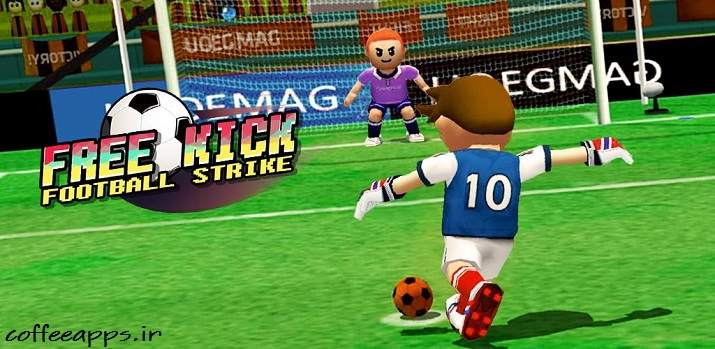 Free Kick – Football Strike