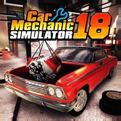 دانلود بازی اندروید مکانیکی Car Mechanic Simulator 18