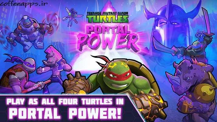 TMNT Portal Power