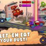 دانلود بازی اندروید ماشین سواری Car Eats Car 2 + مود