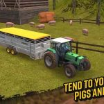 دانلود بازی اندروید شبیه کشاورزی Farming Simulator + مود