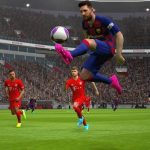 دانلود بازی فوتبال PES 2021 برای آیفون و آیپد IOS