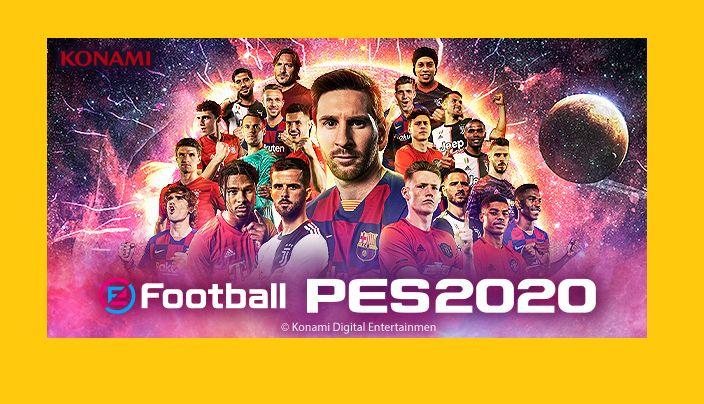PES 2020 برای آیفون