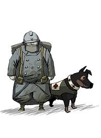دانلود بازی اندروید داستانی Valiant Hearts: The Great War