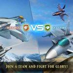 دانلود بازی اندروید اکشن Air Combat OL: Team Match