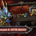 دانلود بازی اندروید قهرمانا افسانه ای Epic Legendary Summoners