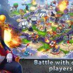 دانلود بازی اندروید نبرد آسمانی Sky Clash: Lords of Clans 3D