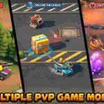 دانلود بازی اندروید تانک های پیکو Pico Tanks + مود