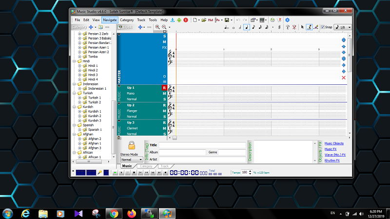 دانلود برنامه حرفه ای ارگ برای کامپیوتر ORG For PC