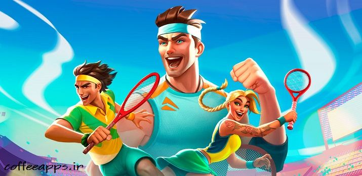 Tennis Clash: 3D Sports