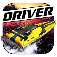 دانلود بازی اندروید مسابقه قایق سواری Driver Speedboat Paradise