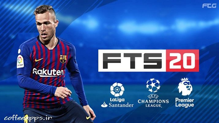 First Touch Soccer 2020 اندروید هک شده