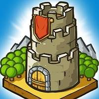 دانلود بازی اندروید دفاع از قلعه Grow Castle + مود