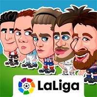 دانلود بازی اندروید هد زنی در لالیگا 2019 Head Soccer LaLiga