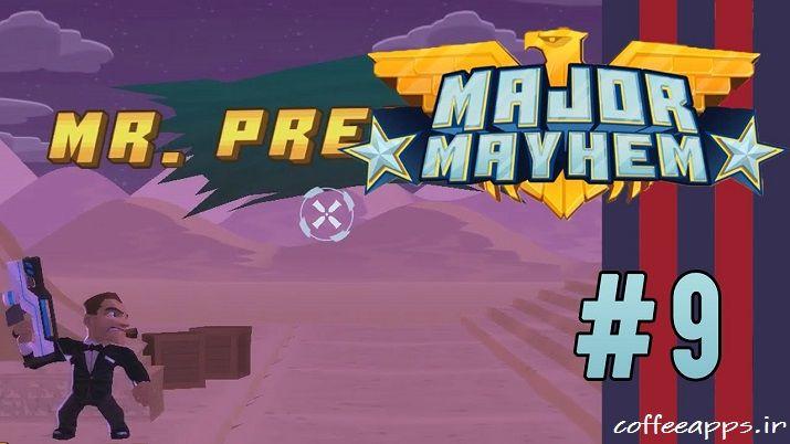 Major Mayhem 9