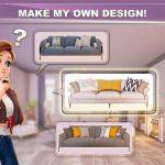 دانلود بازی اندروید طراحی خانه Home Design Dreams + مود