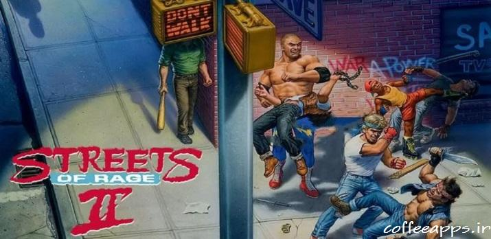 2 Streets of Rage 2 Classic