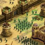 دانلود بازی اندروید یورش تاج و تخت Throne Rush