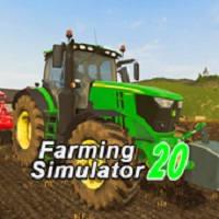 دانلود بازی اندروید شبیه ساز کشاورزی Farming Simulator 20 + مود