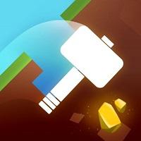 دانلود بازی اندروید چکش پرنده Hammer Jump + مود