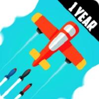 دانلود بازی اندروید هواپیما و موشک ها ManVs.Missiles