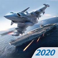 دانلود بازی اندروید نبرد هواپیماها Modern Warplanes