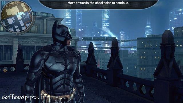 دانلود بازی بتمن The Dark Knight Rises