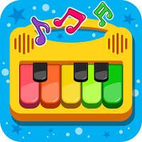 دانلود بازی اندروید پیانوی کودکان Piano Kids – Music & Songs