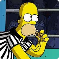 دانلود بازی اندروید سیمپسون ها The Simpsons™: Tapped Out
