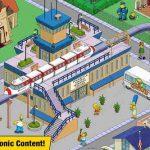 دانلود بازی اندروید سیمپسون ها The Simpsons: Tapped Out + مود