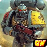 دانلود بازی اندروید گرگ کهکشان Warhammer 40,000: Space Wolf