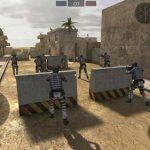 دانلود بازی اندروید نبرد با زامبی ها Zombie Combat Simulator