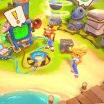 دانلود بازی اندروید کراش باندیکوت Crash Bandicoot + مود