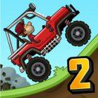 دانلود نسخه 2 بازی بسیار جالب و سرگرم کننده Hill Climb Racing 2 برای اندروید
