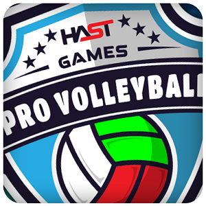 دانلود بازی اندروید والیبال حرفه ای Pro Volleyball