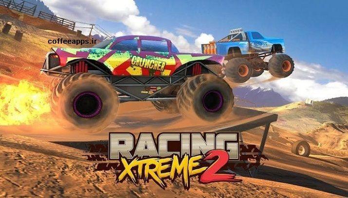 Racing Xtreme 2 هک شده