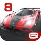 دانلود بازی اتومبیل رانی آسفالت Asphalt 8 برای اندروید + مود