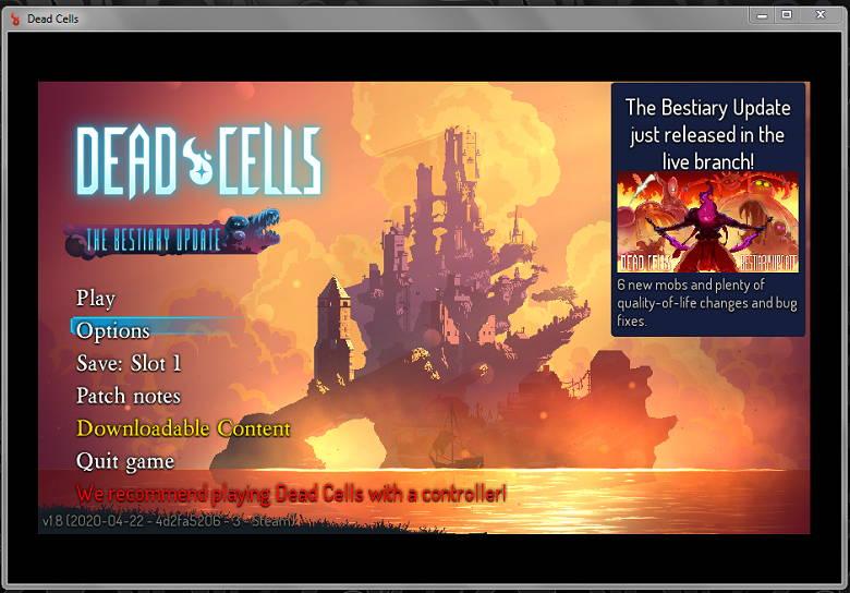 Dead Cells برای کامپیوتر