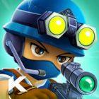 دانلود بازی اندروید ارتش کوتوله ها Mini Guns – Omega Wars