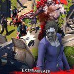 دانلود بازی اندروید هرج و مرج زامبی ها Zombie Anarchy: War & Survival