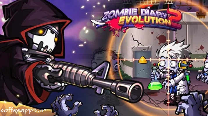 بازی Zombie Diary 2: Evolution