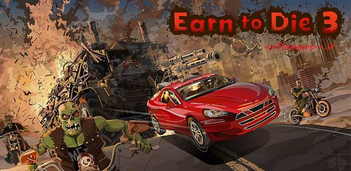 دانلود 3 Earn to Die